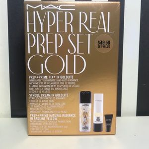 NEW HYPER REAL PREP SET: GOLD